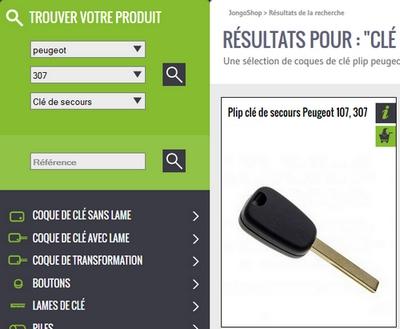 Comment faire pour remplacer une clé auto perdue ?