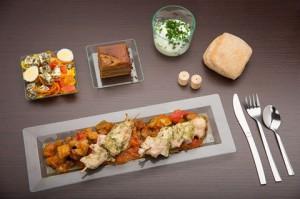 Plateaux repas entreprises à Paris