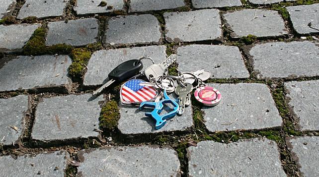 perte de cle à Paris