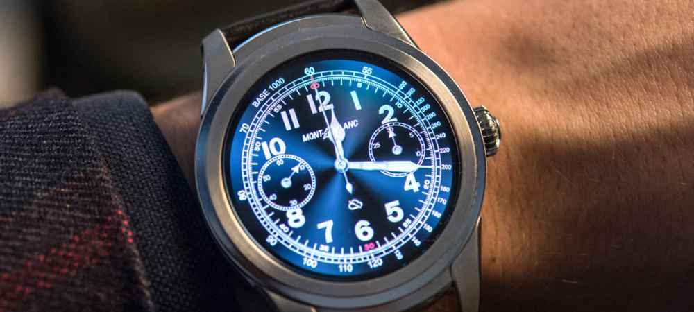 À quoi sert une montre connectée ?