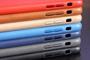 Coque en cuir contre coque en plexis : laquelle est l'idéale pour un iPhone 8 & 8 Plus ?