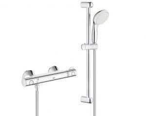 Identifier la bonne colonne de douche